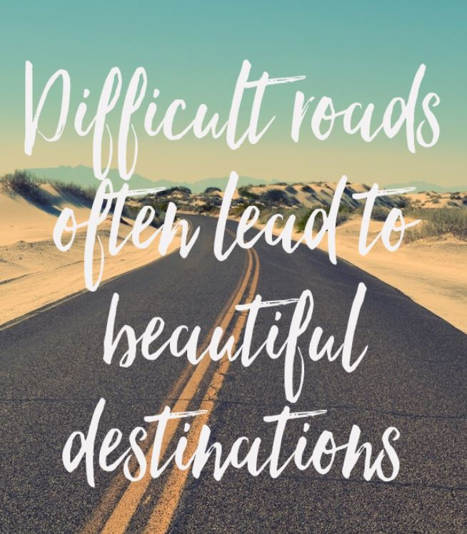 difficult-roads-lead-to-quote
